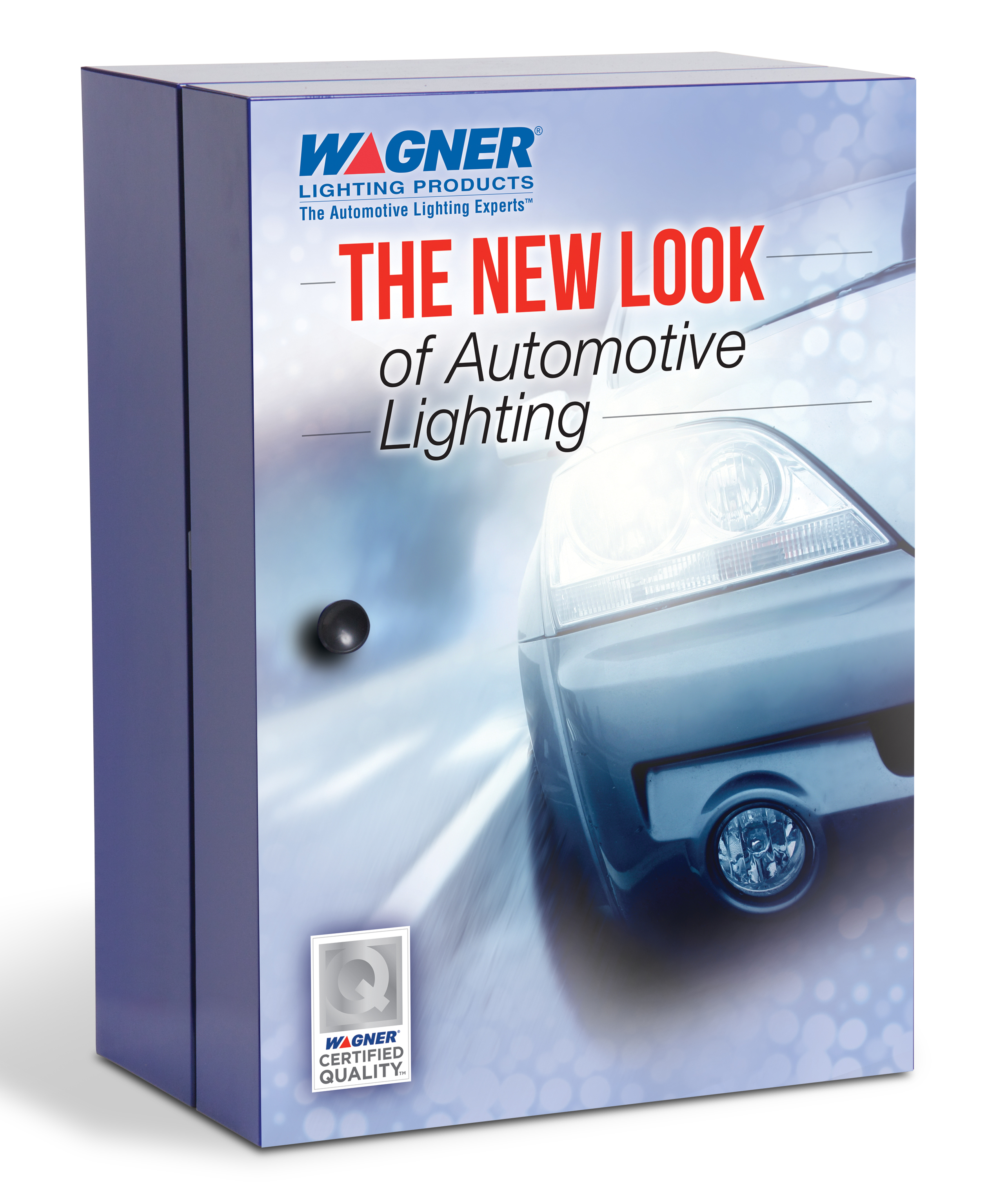 Attractive New Cabinet and Assortment Highlight Wagner® Lighting ...