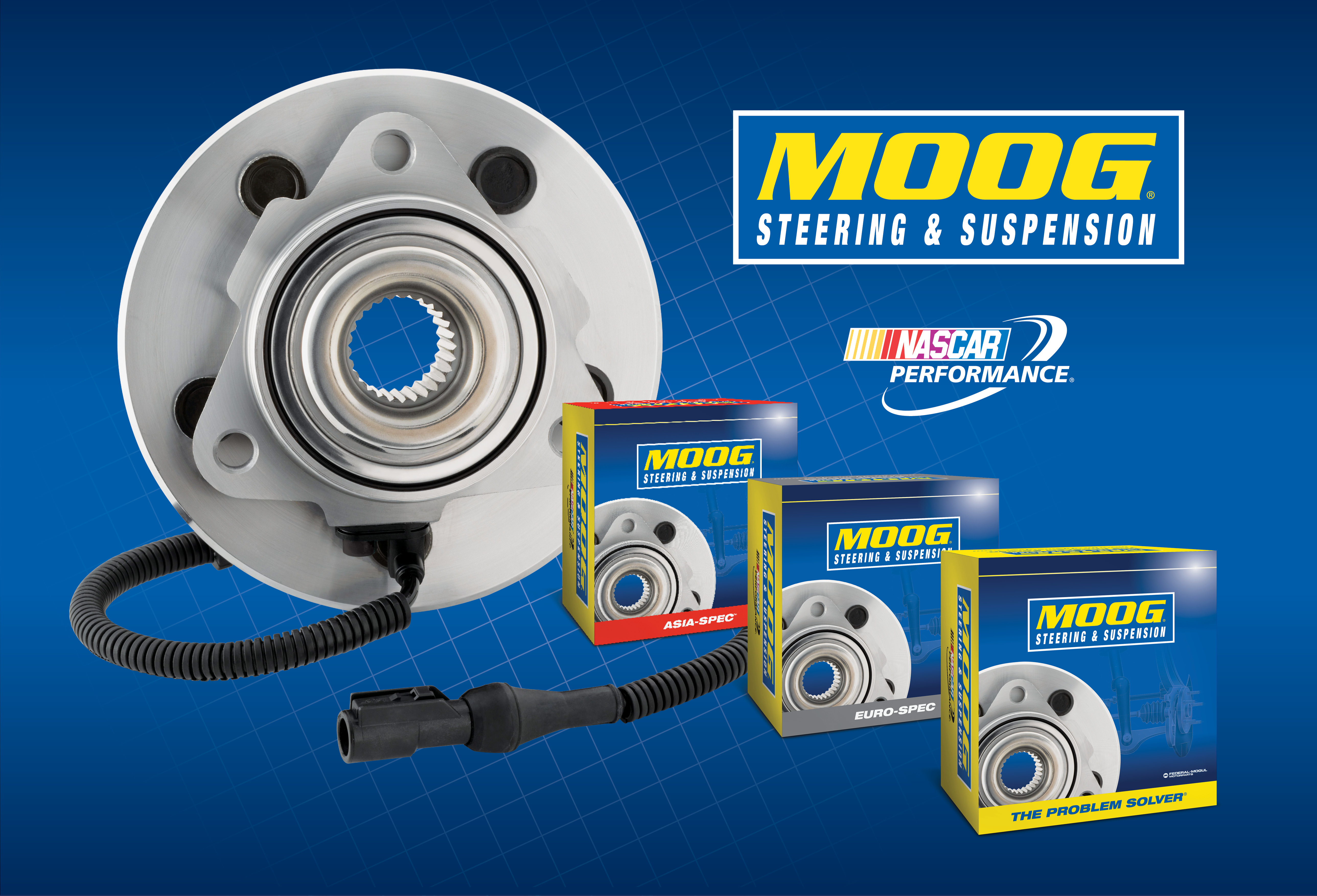 Product solutions fme360 page 2 federal mogul motorparts industry leading moog steering and suspension brand has introduced a complete strut assembly control arm assembly and several sciox Gallery